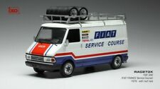 Ixo IXORAC273 - Fiat 242 Fiat France Service Race - 1979 1/43