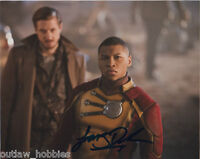 Franz Drameh Legends of Tomorrow Autographed Signed 8x10 Photo
