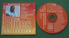Big Joe Williams Baby Please Don't Go + Blues Collection No 36 CD