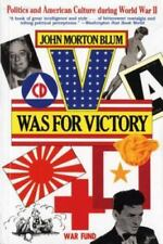 V Was for Victory (Paperback or Softback)