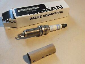 Genuine Nissan Spark Plugs X4 Juke Micra Note B2401-1KTVA Bosch VR7T1135U N31