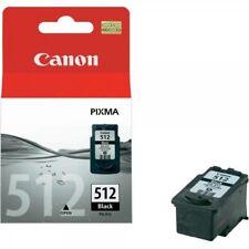 Canon Cartouche d'encre d'origine Noir PG-512 (2969B001) iP2700 MP260 MP282