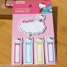 Hello Kitty Day Dreaming Shaped Post-it Sticky notes K584