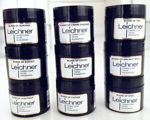 LEICHNER CAMERA CLEAR TINTED FOUNDATION 30 ML**CHOOSE SHADE**