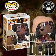 Funko POP Walking Dead: Michonne Vaulted USA SAME DAY SHIPPING FREE BONUS!!!