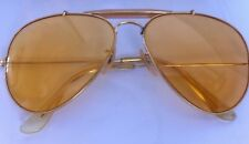 Rayban Ambermatic Outdoorsman gold B&L Bausch & Lomb original vintage