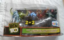 Ben 10 Exclusive Ben Tennyson 4 Inch Action Figure 5Pack XRay Ben10 Collector