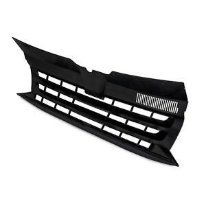 VW T5 Facelift Grille, black, without emblem, fits from year 2009-