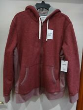 Men's SONOMA Goods for Life™ Supersoft Sherpa Fleece-Lined Jacket Red/Large
