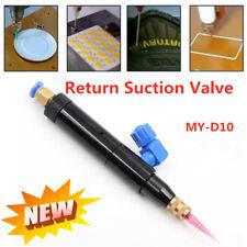 New listing Single Spot Glue Valve High Precision Return Suction Valve Pneumatic Dispenser