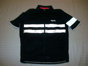 RAPHA CYCLING BICYCLE JERSEY MENS XL ROAD/MOUNTAIN BIKE JERSEY NICE!