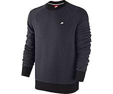 Nike Mens AW77 Gray Pullover Crew Sweatshirt 823872 060 Grey Size 2XL