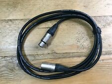Van Damme Mic Lead Cable Male to Female XLR Microphone Patch Neutrik