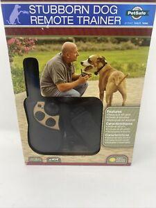 PETSAFE STUBBORN DOG TRAINER KIT HDT11-13910 *Excellent*