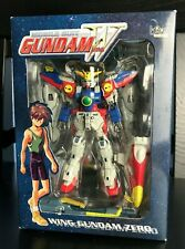 """Robot Mobile Suit """"Wing Gundam ZERO"""" - Année 2005 - boite neuve et scellé -Beez"""