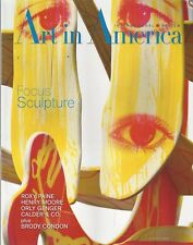 ART IN AMERICA (Oct 2010 ~ No. 9) ~ Brody Condon Roxy Paine Orly Genger ~ F332