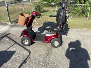 Very good condition red Mobility scooter