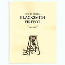 How to Build a Blacksmith Firepot/blacksmithing/forging