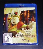 Die Legende des Kung Fu kaninchens 3d Blu-ray Envío rápido NUEVO Y EMB. orig.