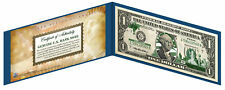 TEXAS State $1 Bill *Genuine Legal Tender* U.S. One-Dollar Currency *Green*