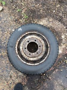 "16"" Ford Transit Tipper Wheel + Tyre 185/75R16 6mm (T16/6/W)"