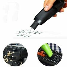 Mini Computer Vacuum USB Keyboard Cleaner Brush PC Laptop Office Collector