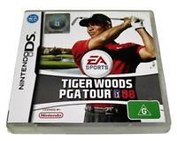 Tiger Woods PGA Tour 08 DS 2DS 3DS Game *Complete*
