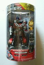Transformers Movie 2007 Costco Exclusive Optimus Prime Leader Class MISB! NEW