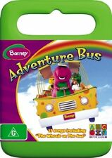 Barney: Adventure Bus * NEW DVD * (Region 4 Australia)