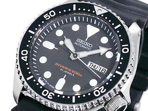 SEIKO SKX007 SKX007J1 Automatic 200m Diver NIB Made in Japan  !
