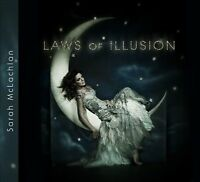 Laws Of Illusion - Music CD - Sarah McLachlan -  2010-06-15 - Sony Legacy - Very