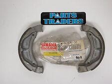 NOS Genuine Yamaha Brake Shoes XC XV 125 250 RT TW TTR TT-R XT 180 200 225 230