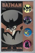 1989 Batman Button collection - Sealed never opened - Series  #3