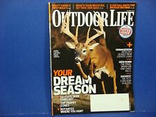 Outdoor Life Magazine, October 2012,Your Dream Season Sportman's Voter Guide