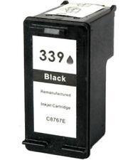 Non-OEM Replace For HP 339 Photosmart D5163 D5168 Black Ink Cartridge