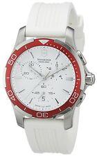 Victorinox Swiss Army Women's 241504 Alliance White Chronograph Dial Watch