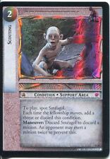 Lord Of The Rings Foil CCG Card RotK 7.R68 Scouting