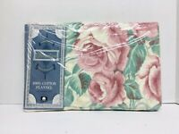 Royalton Twin Fitted Sheet Rose Marie New Roses Print