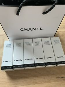 CHANEL-Set: 3 x Hydra Beauty Micro Creme / 3 x Serum