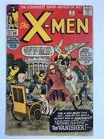 The X-Men #2 - 1st App of Vanisher Marvel Comics