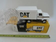 ERTL 1992 CATERPILLAR CAT TRUCK DELIVERY S SERIES 1:25 SCALE IN BOX