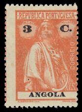 "ANGOLA 141 (Mi204A) - Ceres Definitive ""1922 Printing"" (pa64695) $37.50"