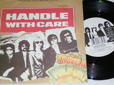 "7"" - Traveling Wilburys / Handle with care & Margarita - UK 1988 # 0094"