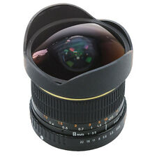 Dorr 8mm Fisheye Wide Angle Lens Nikon Fit 361006 London