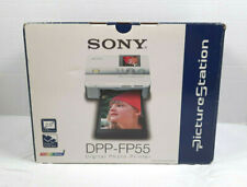 Sony DPP-FP55 Picture Station - Digital Photo Color Printer with LCD Screen NIB