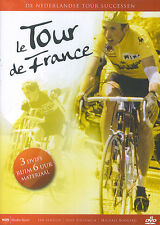 Le Tour de France : Jan Janssen, Joop Zoetemelk & Michael Boogerd (3 DVD)