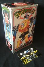 Robot DALTANIOUS, POPY GA-99 ST, Die-cast Made in JAPAN.