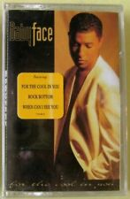 Babyface:  For the Cool in You (Cassette, 1995, Epic) NEW