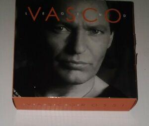 cd Cofanetto BOX VASCO ROSSI LEGEND 6 CD BOLLICINE C'E' CHI DICE NO