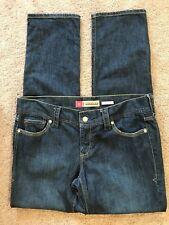 Navy MujeresEbay Tiro Para Bajo Flare Ultra Jeans Old dhsQCtr